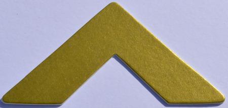 Karton dekoracyjny Colourmount 862 Gold