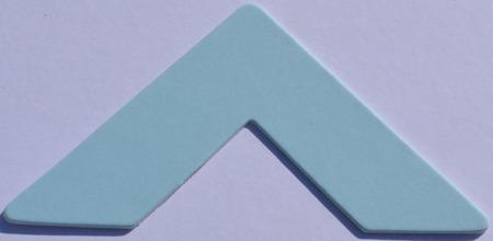 844 Pastel-Blue Passe-Partout (paspartu) karton dekoracyjny Slater Harrison