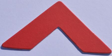 850 Rouge Passe-Partout (paspartu) karton dekoracyjny Slater Harrison