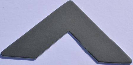 Colourmount 325 Charcoal Passe-Partout (paspartu) karton dekoracyjny Slater Harrison