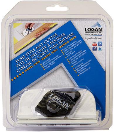 Logan 2000 - głowica do cięcia pod kątem 45 stopni.