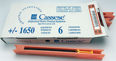 S26 - Cartridge 5 mm do twardego drewna firmy Cassese